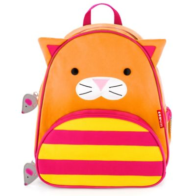 SKIP*HOP® Zoo Pack Little Kid Backpack in Cat