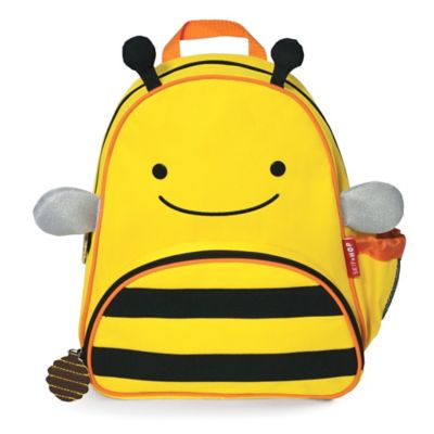 SKIP*HOP® Zoo Pack Little Kid Backpack in Bee