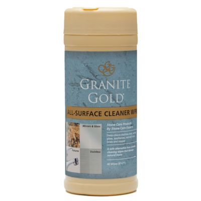 Granite Gold® 40-Count All Surface Cleaner Wipes