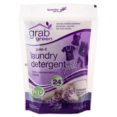 3-in-1 Lavender Laundry Detergent