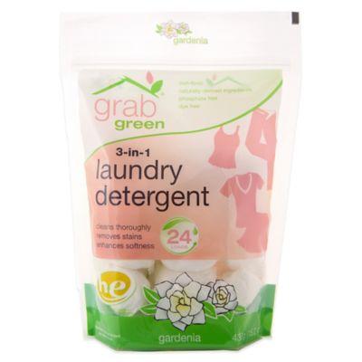 3-in-1 Gardenia Laundry Detergent