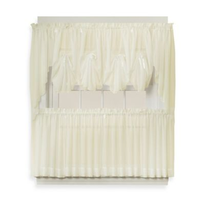Ecru Window Curtain