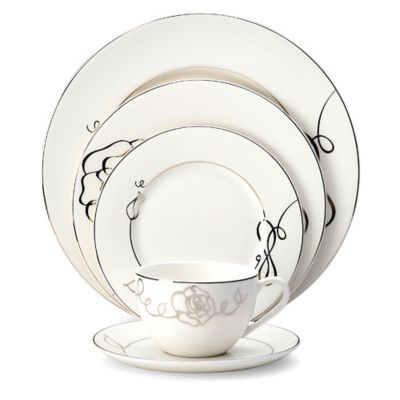 Mikasa® Love Story Rose 5-Piece Place Setting