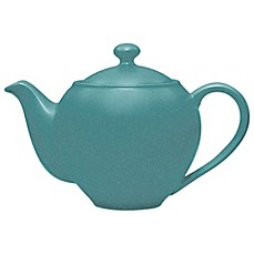 Noritake® Colorwave Teapot in Turquoise