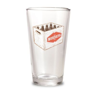 30 Watt® Case of the Mondays Pint Glass