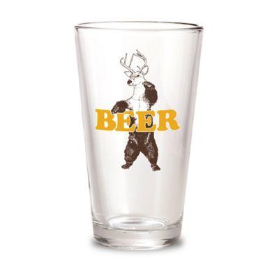 30 Watt™ Deer/Bear Pint Glass