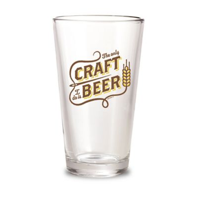 30 Watt Craft Beer Pint Glass