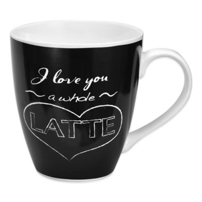 "Pfaltzgraff® Everyday ""I Love You A Whole Latte"" Mug"