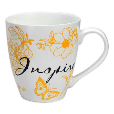 Pfalzgraff® Everyday Inspire Mug Butterfly