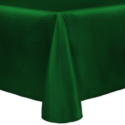 Emerald Green Tablecloths