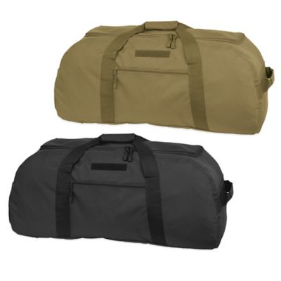 Mercury Luggage/Seward Trunk Code Alpha™ Giant Duffle and Backpack in Coyote