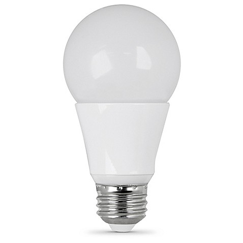 60 watt a shape led bulb. Black Bedroom Furniture Sets. Home Design Ideas