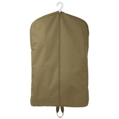 Mercury Luggage/Seward Trunk Code Alpha™ Zippered Garment Bag in Coyote