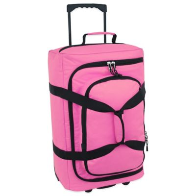 Mercury Luggage/Seward Trunk Code Alpha™ 22-Inch Micro-Monster in Pink