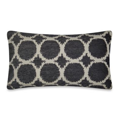 Circles Throw Pillow Home Decor