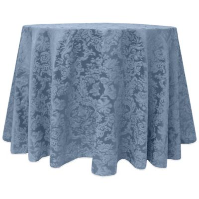 Slate Blue Tablecloths