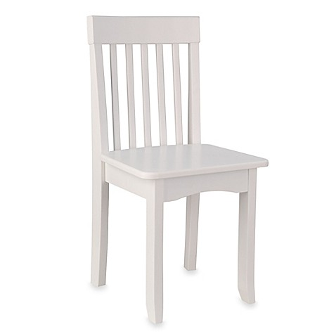 Buy KidKraft Avalon Chair in White from Bed Bath & Beyond