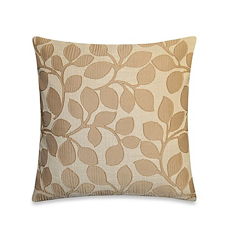 Throw Pillows Taupe : Lachute Throw Pillow in Taupe - Bed Bath & Beyond