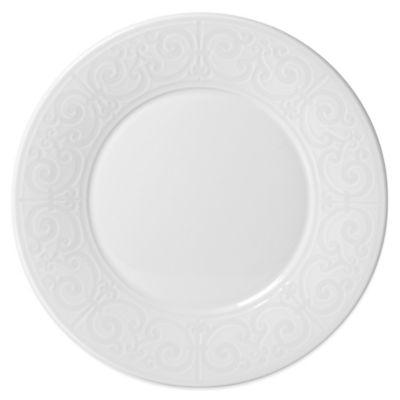 Mikasa® Sutton Dinner Plate in White