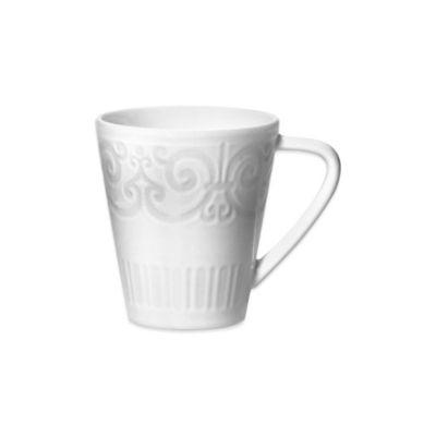 Mikasa® Sutton Mug in White