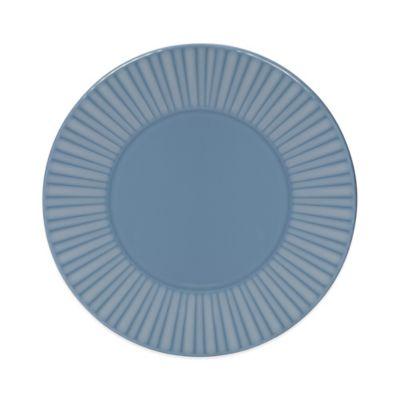 Crimson Round Platter