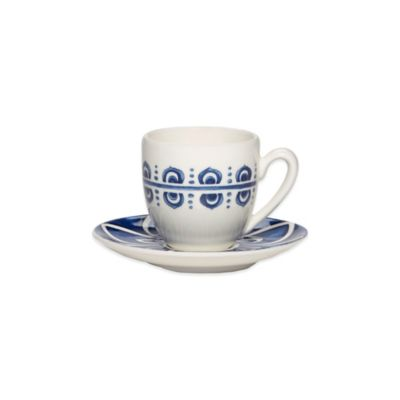 Mikasa® Siena Espresso Cup and Saucer