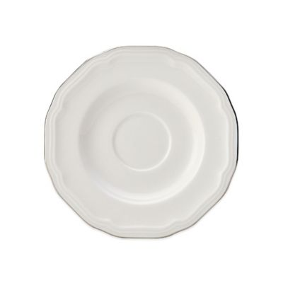 Mikasa® Antique White Platinum Saucer