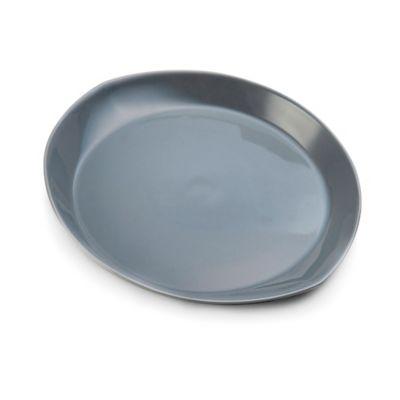 Salad Plate in Smoke