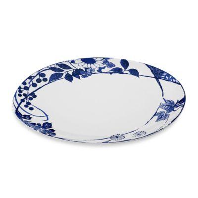 Mikasa® Hana Oval Platter in Blue