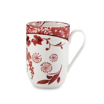 Mikasa® Hana Mug in Red