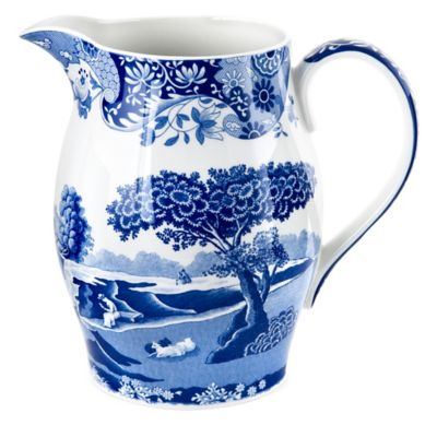 Spode® Blue Italian Pitcher