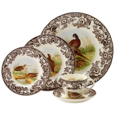 Spode® Woodland 5-Piece Place Setting