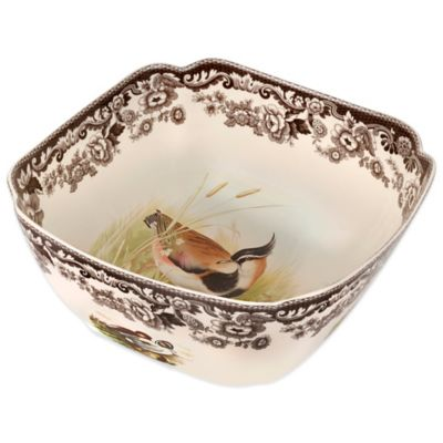 Countryside Square Bowl