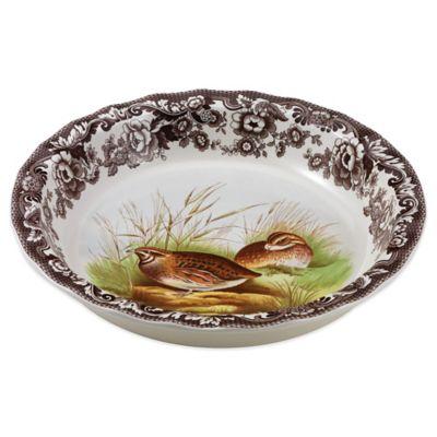 Spode® Woodland Quail Pie Dish