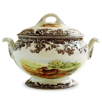 Spode® Woodland Covered Soup Tureen
