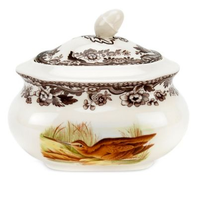 Spode® Woodland Covered Sugar Bowl