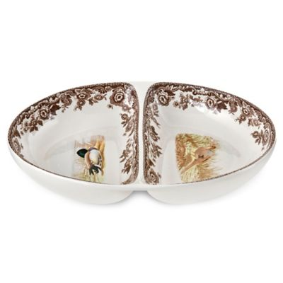 Spode® Woodland Divided Dish