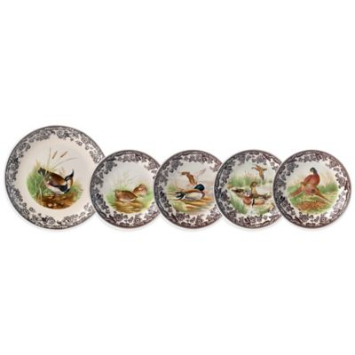 Spode® Woodland 5-Piece Bowl Set