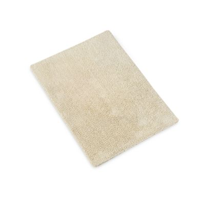 Step Out 17-Inch x 24-Inch Bath Rug in Vanilla