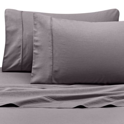 Kenneth Cole Reaction Home Full Sheet Set in Charcoal