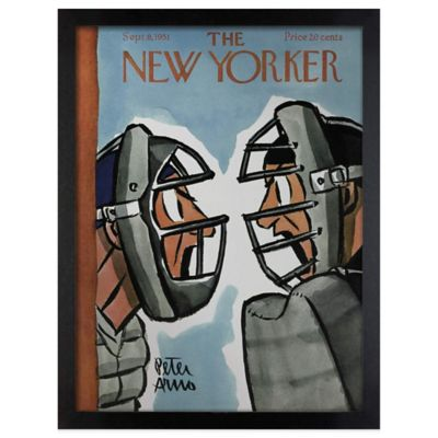New Yorker September 1951 Wall Art