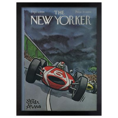 New Yorker September 1966 Wall Art