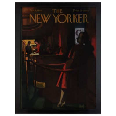 New Yorker February 1960 Wall Art