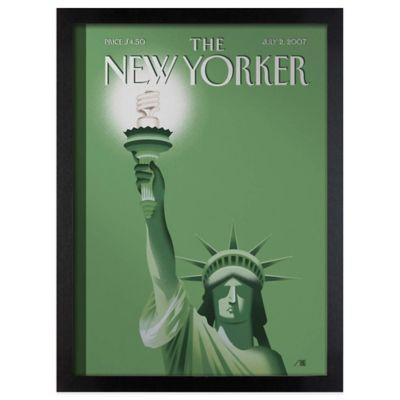 New Yorker July 2007 Wall Art