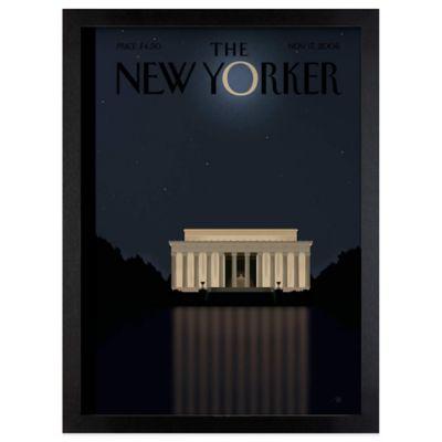 New Yorker November 2008 Wall Art