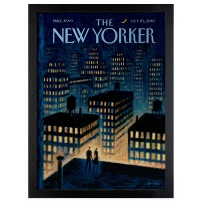 New Yorker October 2010 Wall Art