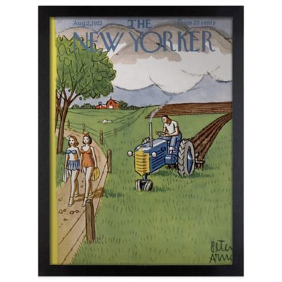 New Yorker August 1952 Wall Art