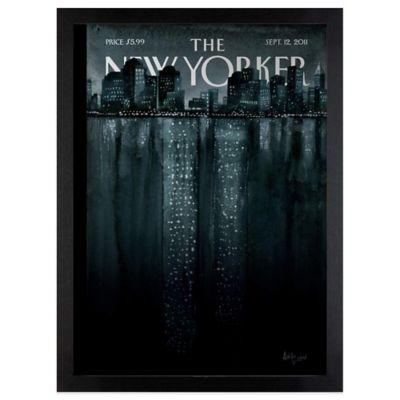New Yorker September 2011 Wall Art