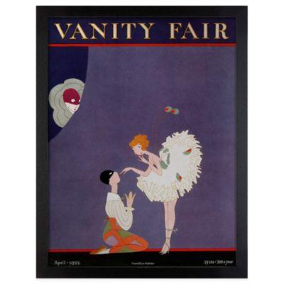Vanity Fair April 1922 Wall Art