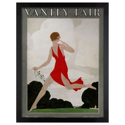 Vanity Fair May 1921 Wall Art